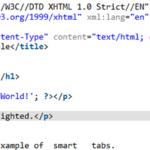 SyntaxHighlighter Evolvedで文字化けとクリップアイコン表示しない